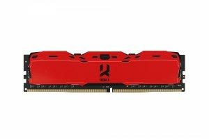 Pamięć DDR4 GOODRAM IRDM X 16GB (2x8GB) 3200MHz CL16-20-20 IRDM 1024x8