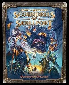 Lords of Waterdeep: Scoundrels of Skullport (Wydanie angielskie)