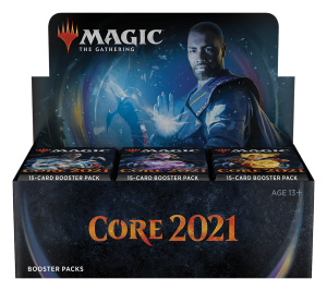 MTG: Core Set 2021 Booster Display (36 Packs)