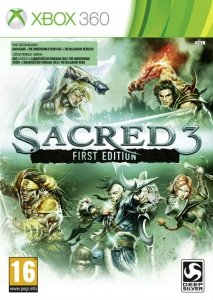 Gra Sacred 3 First Edition Xbox 360 (X360)