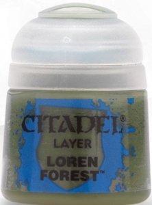 Farba Citadel Layer - Loren Forest 12ml