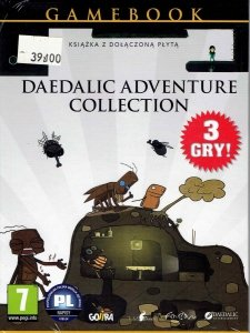 Gra Gamebook Daedalic Adventure Collection PC