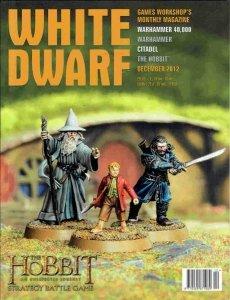 WHITE DWARF 2012 DECEMBER