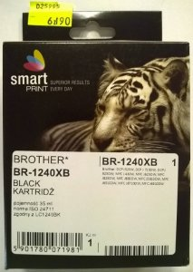 BROTHER LC1240 BLACK     smart PRINT