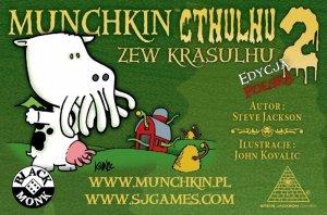 Munchkin Cthulhu 2 - Zew Krasulhu