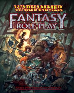 Warhammer RPG 4 ed. PL