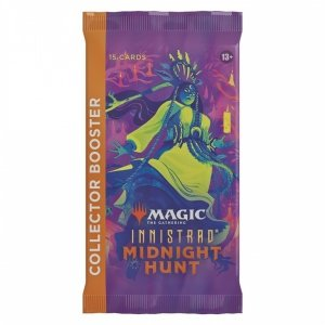 MTG - Innistrad: Midnight Hunt - Collector Booster