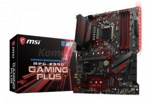 Płyta MSI MPG Z390 GAMING PLUS /Z390/DDR4/SATA3/M.2<br />/USB3.1/PCIe3.0/s.11<br />51/ATX