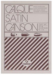 Kalka Kreślarska (może być do druku offsetowego i typodruku) A4 30 arkuszy Canson do rysunków wykonanych pisakiem rurkowym, ołówkiem i piórem. 1szt