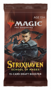 MTG - Strixhaven - School of Mages Draft Booster
