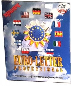 EURO LETTER PROFESSIONAL CD