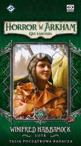 Horror w Arkham LCG: Winifred Habbamock – Talia początkowa badacza