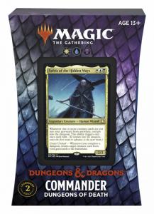 MTG - Adventures in the Forgotten Realms - Commander Decks - Dungeons of Death