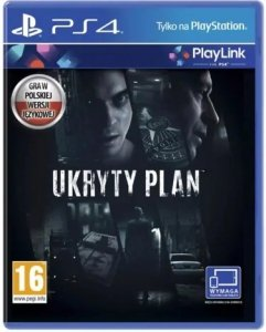 Ukryty plan PL PS4