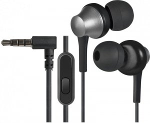 Słuchawki z mikrofonem Defender PULSE 470 douszne 4-pin czarno-szare