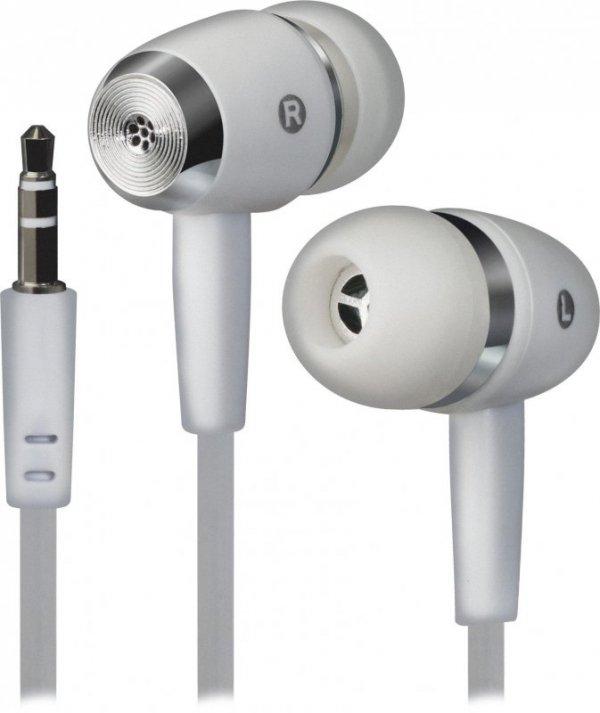 Słuchawki Defender BASIC 620 douszne białe
