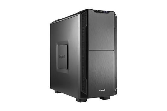 Obudowa be quiet! Silent Base 600 ATX Midi Black bez zasilacza