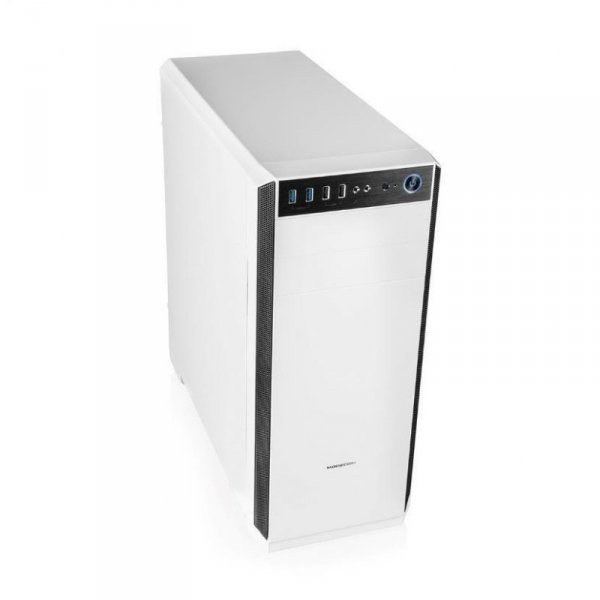 Obudowa Modecom Oberon Pro Silent ATX USB 3.0 White bez zasilacza