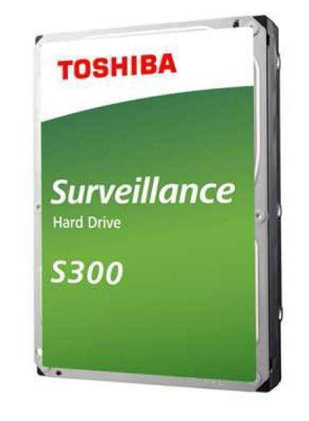 Dysk Toshiba S300 HDWT360UZSVA 6TB SATA Surveillance BULK