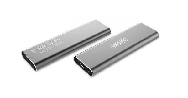 Obudowa na dysk Unitek S1201A USB 3.1 GEN2 Typ-C M.2 SSD (PCIe/NVMe)