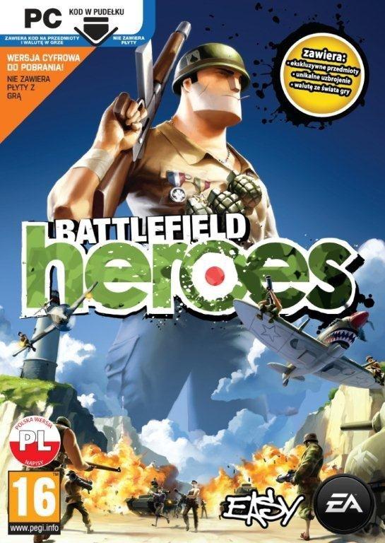 BATTLEFIELD HEROES          PC