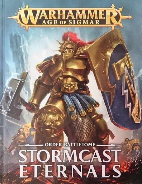 Warhammer - Age of Sigmar - Order Battletome Stormcast Eternals