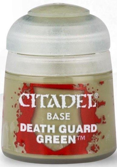 Farba Citadel Base - Death Guard Green 12ml