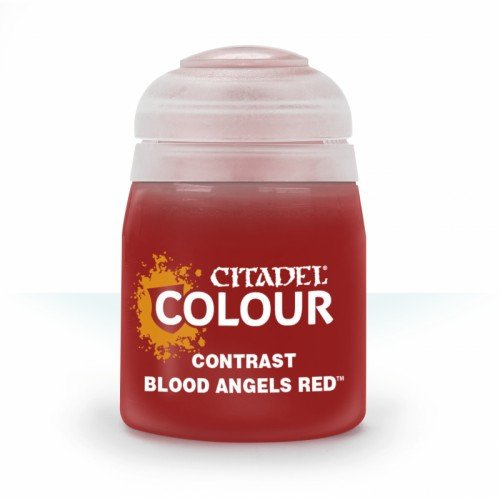 Farba Citadel Contrast: Blood Angels Red 18ml