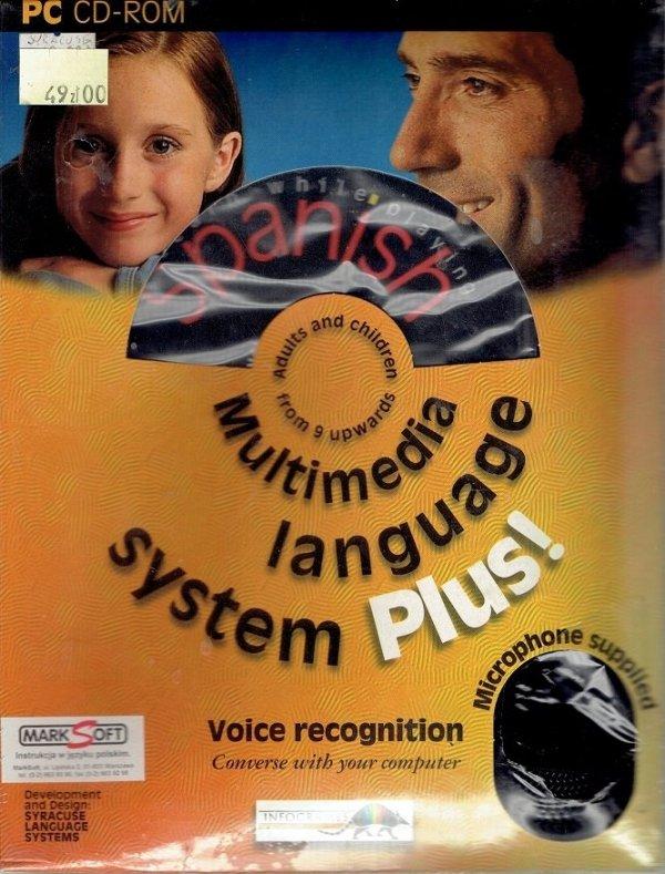 SYRACUSE LANGUAGE SYSTEMS HISZPAŃSKI