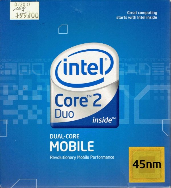 Procesor INTEL C2D T8100 (3M Cache, 2.10 GHz, 800 MHz FSB) BGA479, PGA478 BOX