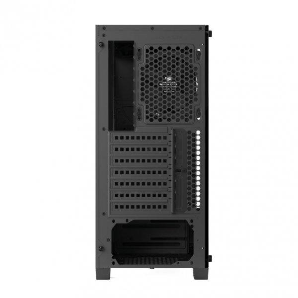 Obudowa SilentiumPC Armis AR3 TG RGB ATX Mini Tower z oknem bez zasilacza