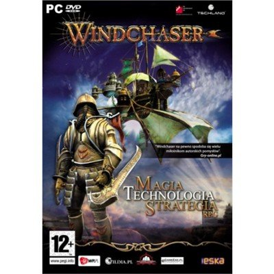 WINDCHASER PC DVD
