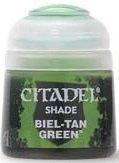 Farba Citadel Shade - Biel-Tan Green 12ml