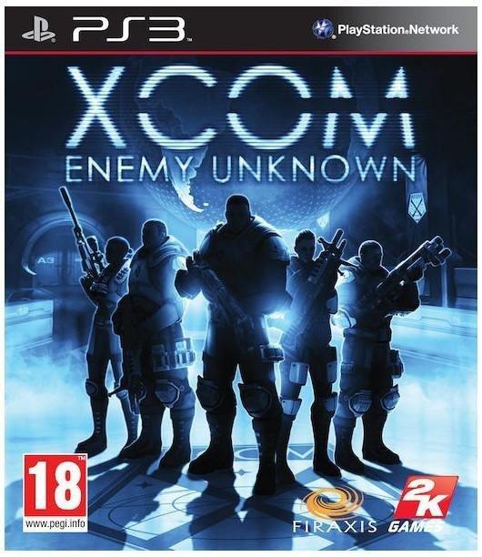 XCOM:ENEMY UNKNOW          PS3
