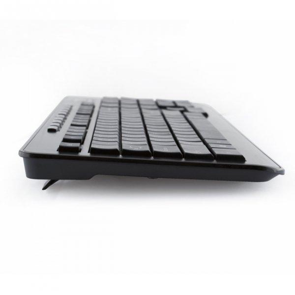 MODECOM Przewodowa Klawiatura MC-5005 USB black