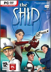 THE SHIP PC DVD