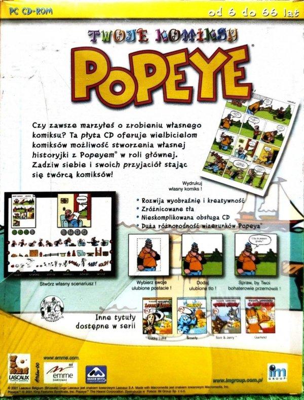 TWOJE KOMIKSY-POPEYE