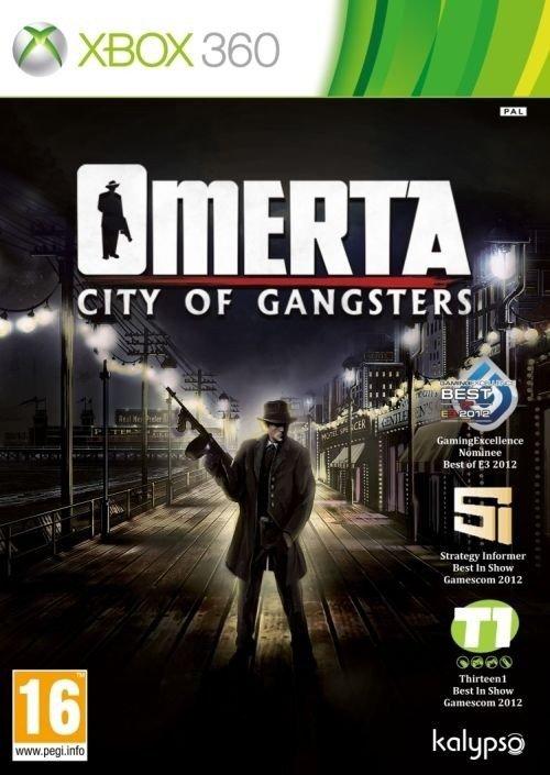 OMERTA: MIASTO GANGSTERÓW  X360