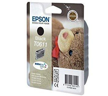 Epson T0611 BLACK       DURABITE