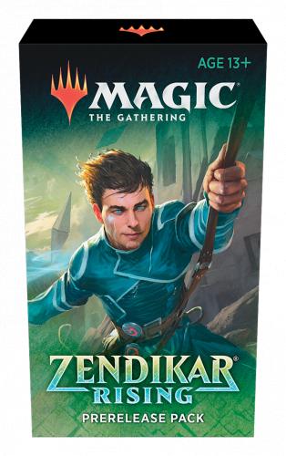 MTG: Zendikar Rising - Prerelease Pack