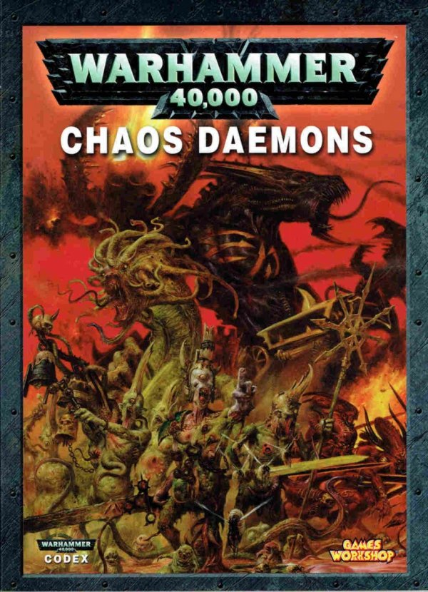W40k.Codex.Chaos Daemons