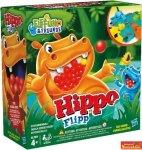 GRA GŁODNE HIPOPOTAMY HIPCIE HIPPO FLIPP HASBRO