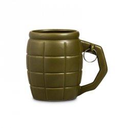 Kubek Granat 450 ml - Zielony