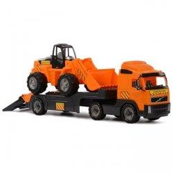 WADER 36803 Samochód-holownik Volvo traktor-ładowarka