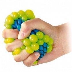 Gniotek antystresowy w siatce winogrono