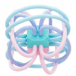 Gryzak grzechotka kula sensoryczna dla niemowląt 0-12 msc