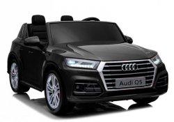 Pojazd na Akumulator Audi Q5 2-os Czarny Lakier