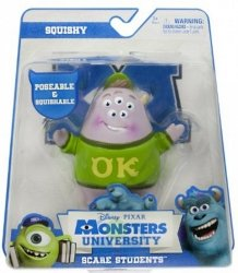 FIGURKA MONSTERS UNIVERSITY STRASZNI STUDENCI SQUOSHI