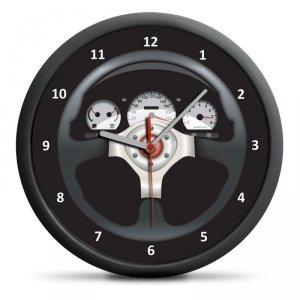 Zegar Demon Prędkości - cichy mechanizm