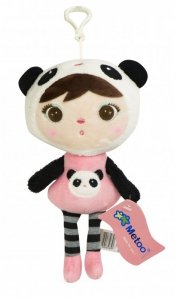 Lalka METOO Panda zawieszka 21cm